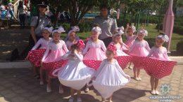 День защиты детей - Измаил - полиция
