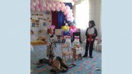 Дитячий садок - Великомихайлівський НВК - випускний