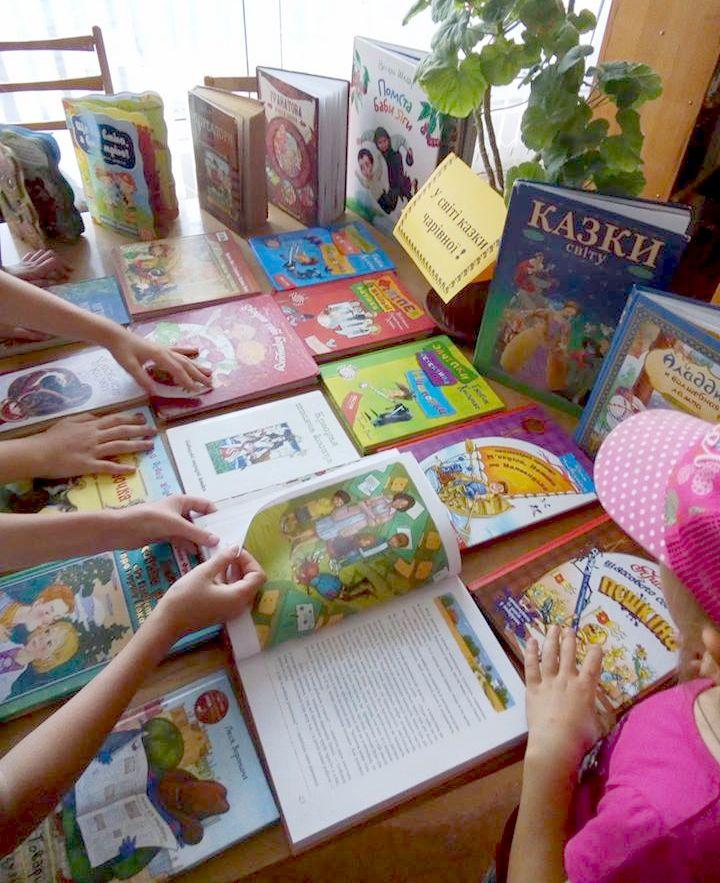 Екскурсія-знайомство - Окнянська громадська бібліотека - 2