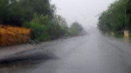 Гроза - злива - Одеська область - прогноз погоди