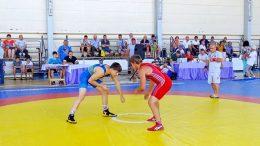 ІІІ Международный турнир по вольной борьбе - Измаил