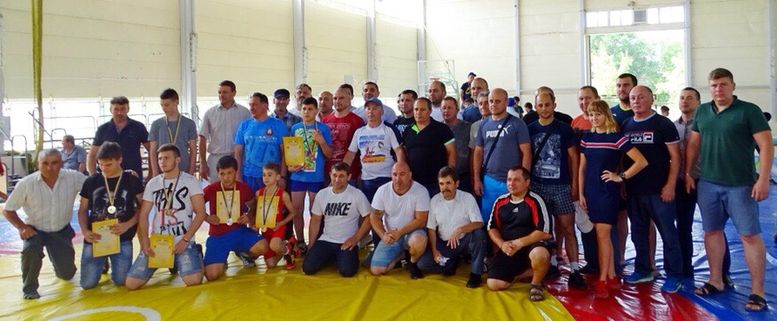 ІІІ Международный турнир по вольной борьбе - Измаил - 30