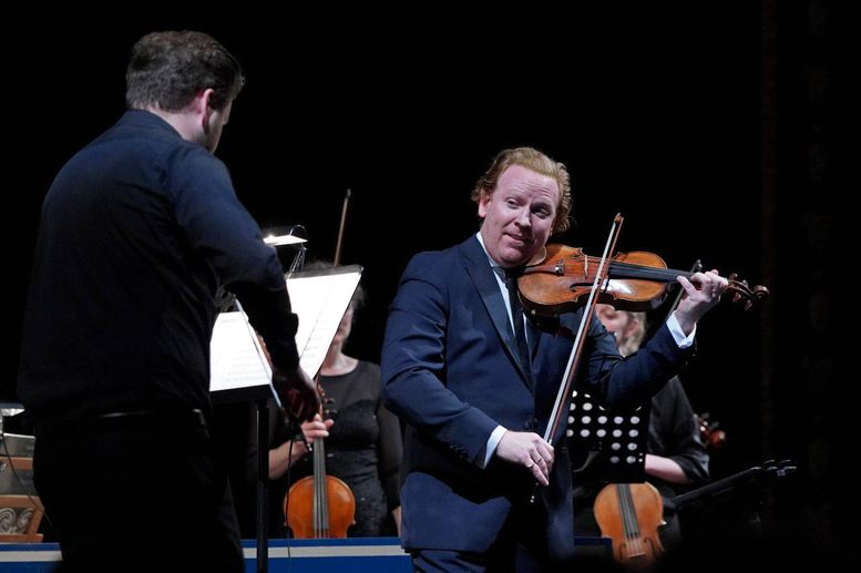 IV Міжнародний фестиваль ODESSA CLASSICS - Даніель Хоуп - Берлінський Камерний оркестр - 01