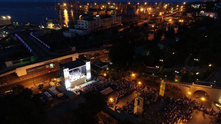 IV Міжнародний фестиваль ODESSA CLASSICS - open-air концерт - Потьомкінські сходи - Одеса