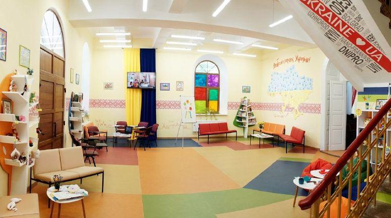 Культурно-освітній український медіа-простір - гімназія імені Раковського - Болград - 1