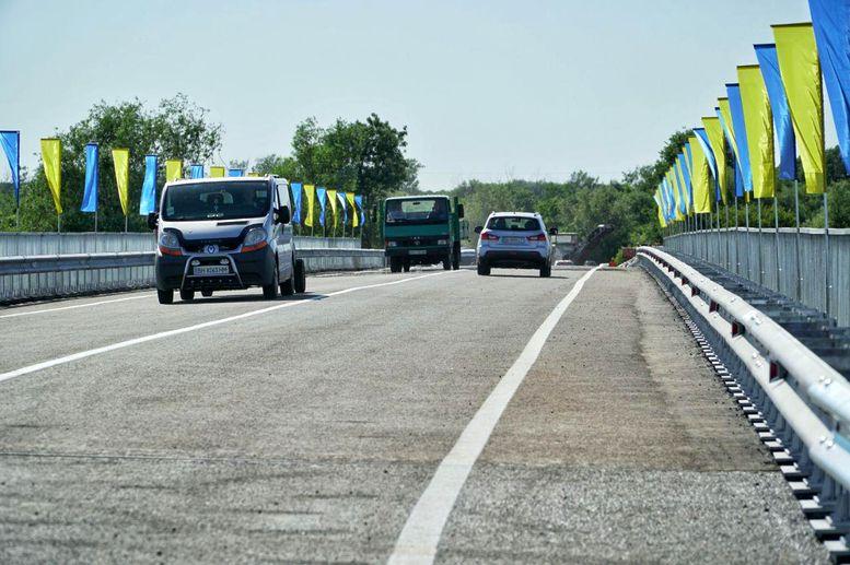 Міст біля Паланки - відкриття - 4