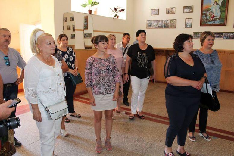 Полтавський Центр розвитку місцевого самоврядування - навчальна поїздка - Велика Михайлівка - 3