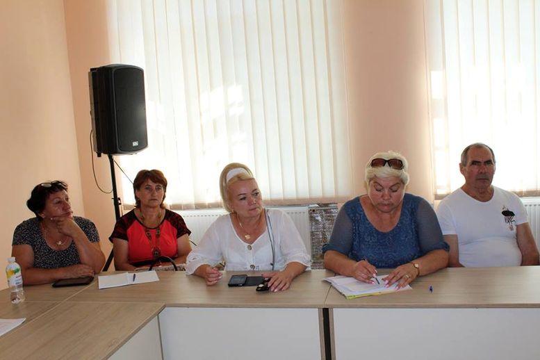Полтавський Центр розвитку місцевого самоврядування - навчальна поїздка - Велика Михайлівка - 1