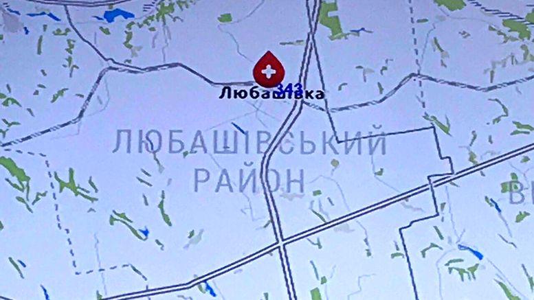 Єдина диспетчерська служба швидкої допомоги - Любашівський, Миколаївський район