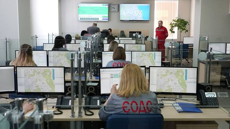 Єдина оперативна диспетчерська служба екстреної медичної допомоги Одеської області