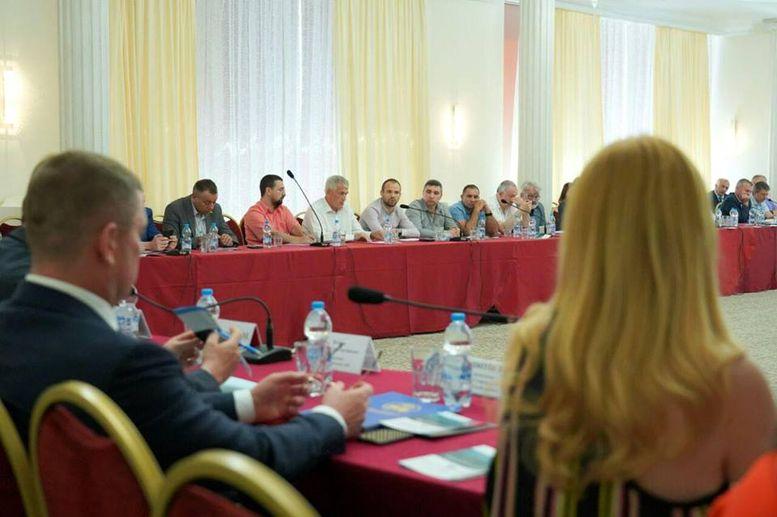 Зустріч представників провідних підприємств регіону - економіка регіона - Одеська область - 4