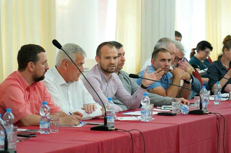 Зустріч представників провідних підприємств регіону - економіка регіона - Одеська область - 3
