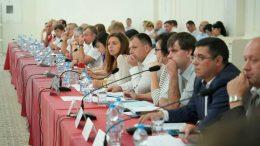 Зустріч представників провідних підприємств регіону - економіка регіона - Одеська область