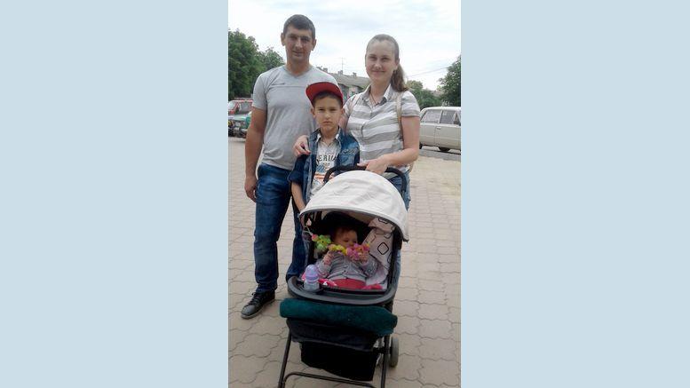 благодійний забіг - Велика Михайлівка - допомога Дімі Черману