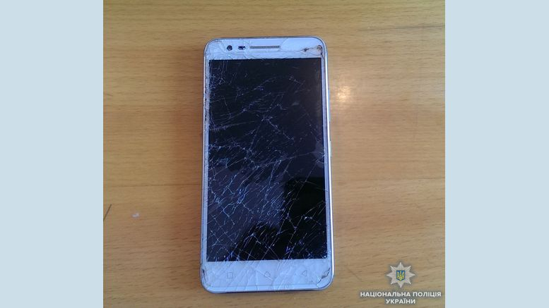 кража мобильного телефона - Измаил - полиция