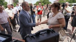 мобільні кейси для надання адміністративних послуг - адмінпослуги «на дому» - Одеська область