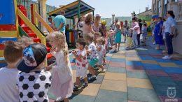 новий дитячий садок «Капітошка» - Фонтанка - Одеська область