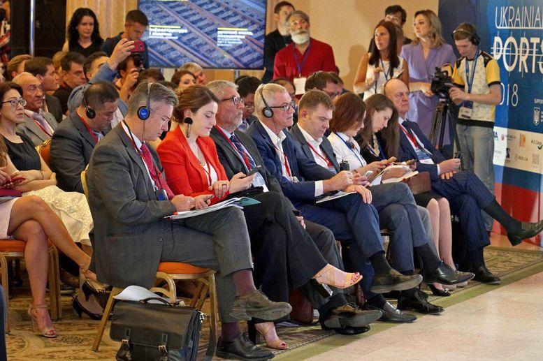 податкові пільги - порт - Рені - Ukrainian Ports Forum-2018 - 4