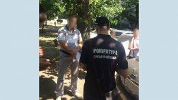 вимагання - хабарництво - керівник фіскальної служби - ревізор - прокуратура