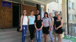 экскурсия для студентов - Измаильский отдел полиции