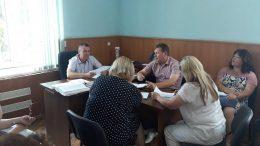 засідання виконавчого комітету селищної ради - Окни
